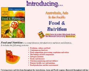 food and nutrition mark wahlqvist pdf